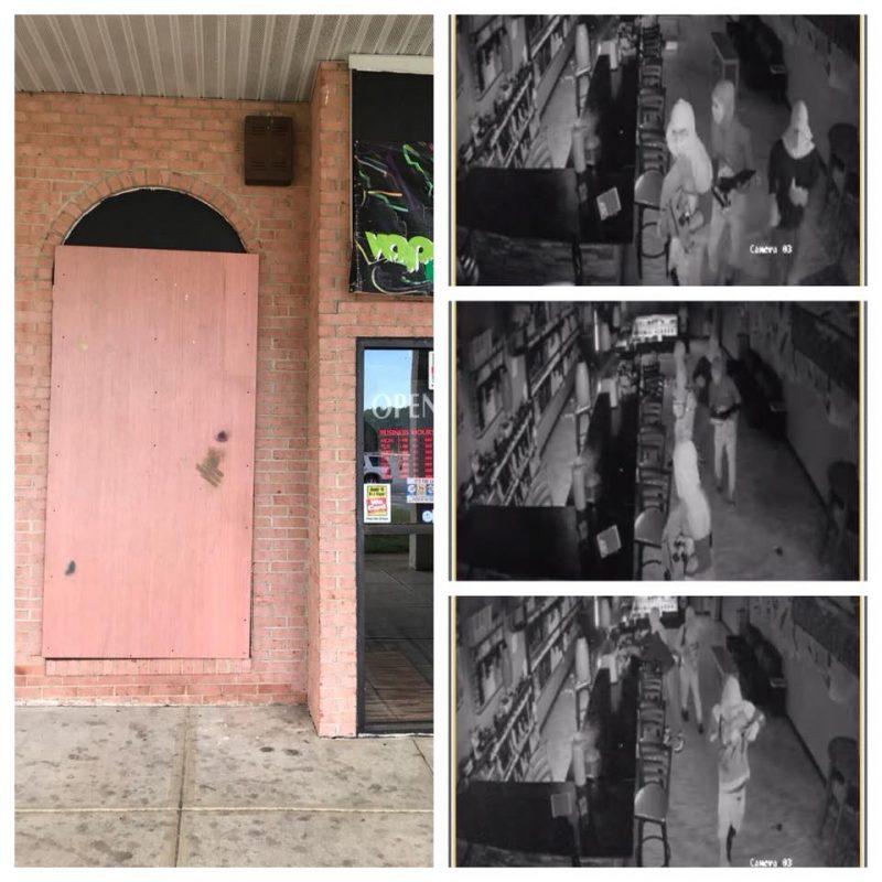Video: Vape Jungle in Lexington Burglarized Twice in 24