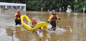Two Women Safe After Water Rescue in Leonardtown