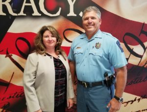 St. Mary's County Sheriff's Office Welcomes Bell Back to the Agency
