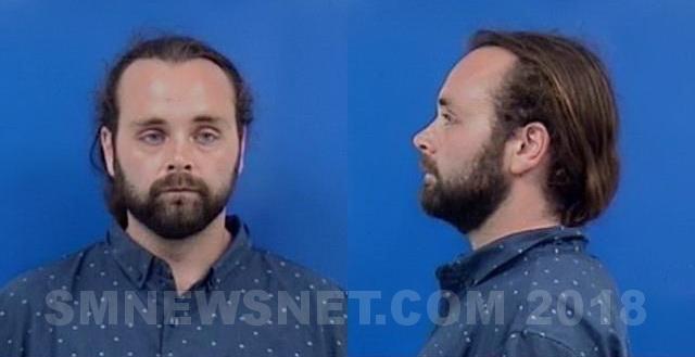 Shawn M. Meadows, 28, of Arcata, CA