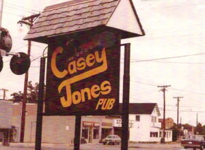 Casey Jones Restaurant and Pub to Close