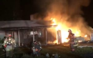 Hughesville House Fire Ruled Accidental
