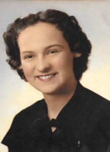 Romayne Helen Osborn, 90