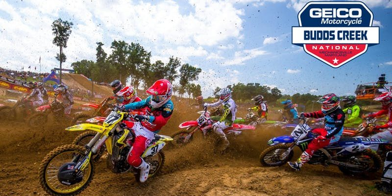 Budds Creek Raceway is Home to the Prestigious Lucas Oil Pro Motocross Championship this Weekend