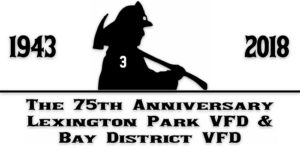 Bay District Volunteer Fire Department to Host 75th Anniversary Celebration