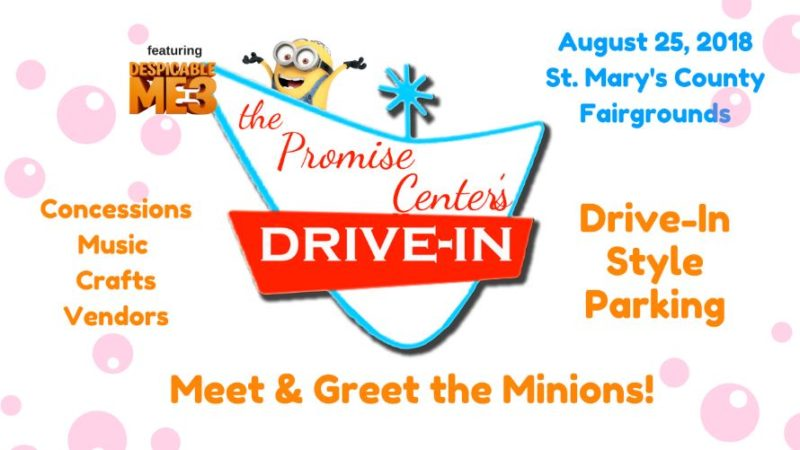 Get Your Tickets Now for the Drive-In Movie Event at the St. Mary's County Fairgrounds