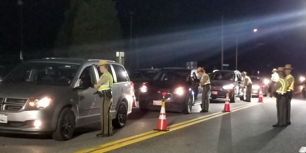 Sobriety Checkpoint to be Conducted this Saturday, in St