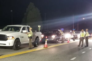 Maryland State Police to Conduct Sobriety Checkpoint in Charles County