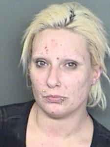 Natasha Maureen Kelly, 32, of Lexington Park