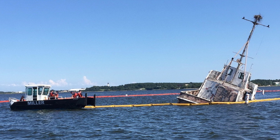 Pax River Maryland >> NAS Pax River Successfully Transitions Civilian Watercraft ...