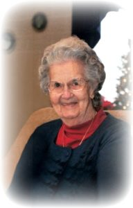 """Annie Lucille """"Mom Mom"""" Wright, 96"""