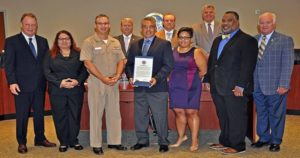 St. Mary's County Commissioners Proclaim Hispanic Heritage Month