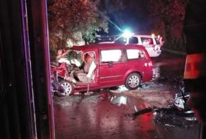 Two Seriously Injured in Prince Frederick Motor Vehicle Accident