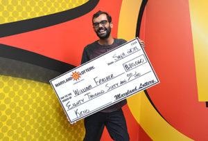 24-Year-Old Hughesville Man Wins $80,000 on Keno at Korner Liquors in Waldorf