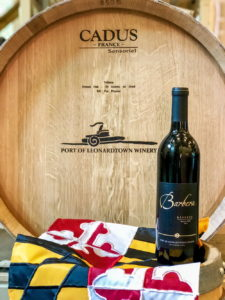 Small Southern Maryland Winery Claims Top Honors at Maryland Wine Competition