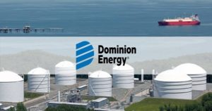 Dominion Energy Cove Point LNG Terminal Scheduled Maintenance and Inspection