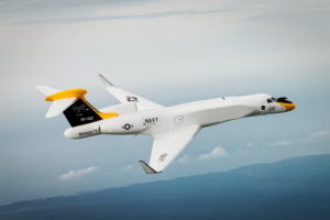 Phase I Complete for Navy's Range Support Aircraft Replacement