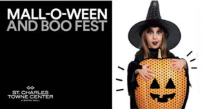 Celebrate Halloween at ST. Charles Towne Center's Mall-O-Ween & Boo-Fest