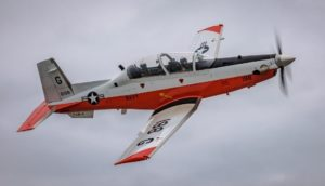 Additive Manufacturing, Collaboration Keep T-6Bs Flying