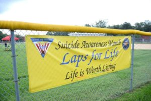 """Employees Walk and Run for Suicide Awareness in """"Laps for Life"""" Held on September 18th"""