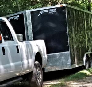 Sheriff's Office Investigating Stolen Trailer and Lawn-Care Equipment