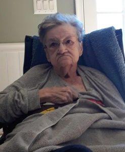 Margaret Mary Huffman, 90