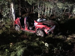 Two Seriously Injured After Motor Vehicle Accident in La Plata