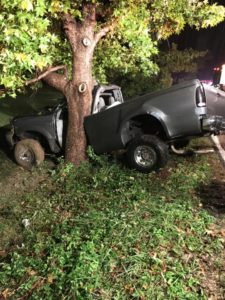 Three Injured in Serious Motor Vehicle Accident in Leonardtown