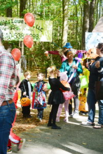 Family-Friendly Halloween Fun at Annmarie Garden on October 27