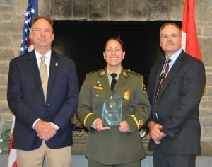 National Training Programs Graduate Two Natural Resources Police Officers
