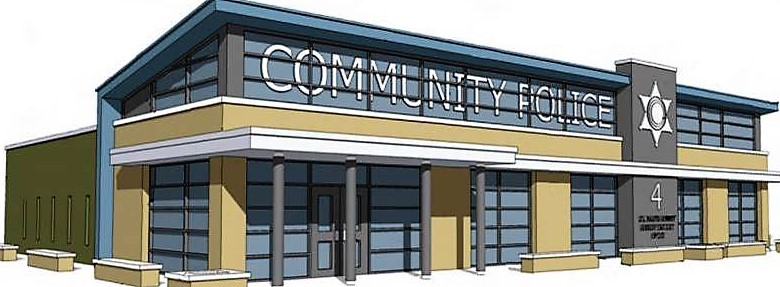 New Lexington Park Police Substation Approved