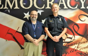 St. Mary's County Sheriff's Office Welcomes Back Two Retired Employees