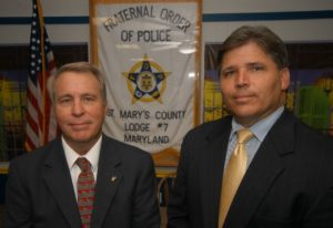 Letter to the Editor: Endorsement of Sheriff Tim Cameron by Richard Fritz, State's Attorney for St. Mary's County