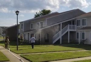 Apartment Kitchen Fire Reported in Lexington Park