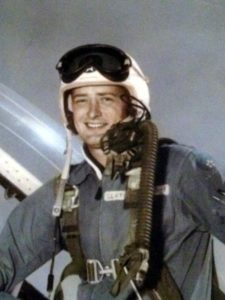 Major Leslie Clinton Slaybaugh (USAF Retired), 87