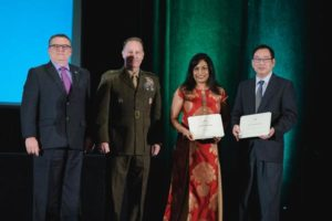 NAVAIR engineers win awards at Society of Asian Scientists and Engineers Conference