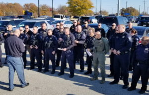 VIDEO: St. Mary's County Sheriff's Office Implement Maximum Deployment Initiative