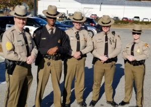 Troopers in St. Mary's County Conducted Numerous Traffic and Criminal Initiatives During Thanksgiving Holiday Week