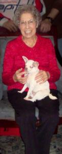 Theresa Marie Seeger, 86