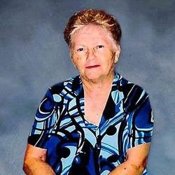 Catherine Violetta Shegogue (Kitty), 82