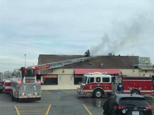 Chicken Rico Restaurant Fire Under Investigation in Waldorf