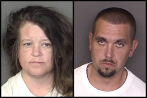 Police Locate Wanted Woman and Make Two Drug Arrests at WaWa in Mechanicsville