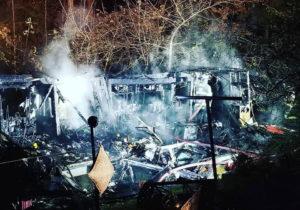 UPDATE: Fire that Destroyed Trailer in Mechanicsville Still Under Investigation