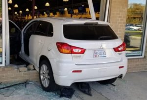 One Person Injured After Vehicle Drives into Planet Fitness in California