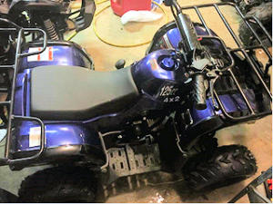 St. Mary's County Sheriff's Office Investigating All-Terrain Vehicles Thefts in California