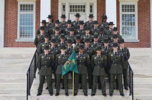 Natural Resources Police Graduates New Officers