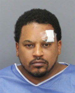 White Plains Man Arrested on Gun Charges After Fleeing from Police and Crashing Car