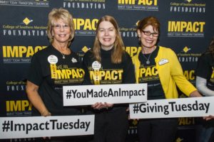 College Southern Maryland Foundation Readies for #GivingTuesday, November 27