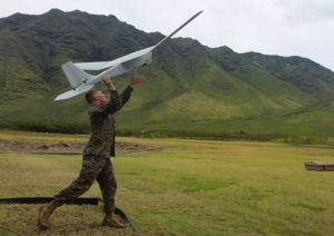 Marines' New Unmanned Aircraft Training Facility Opens Doors