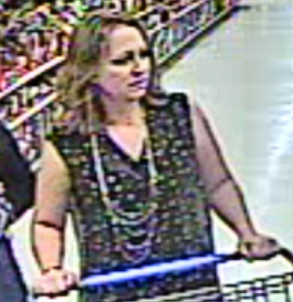 St. Mary's County Sheriff's Office – Identification of Walmart Shoplifting Suspect Needed